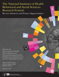 Research Festival Report
